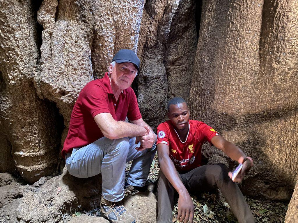 In de baobab Lupingu